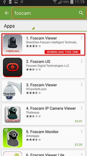 Foscam Viewer